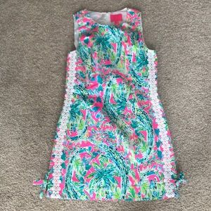 NWOT Lilly Pulitzer Snap Back Dress
